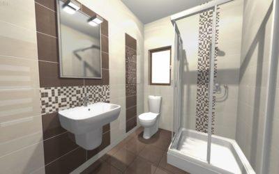 Zdjęcie projekt łazienki Szabelski nr 1 400x250
