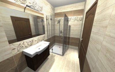 Zdjęcie projekt łazienki Szabelski nr 2 400x250
