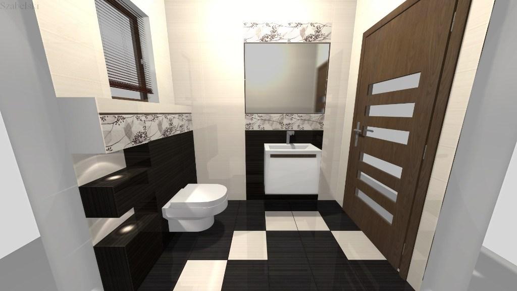 Zdjęcie projekt łazienki Szabelski nr 4