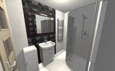 Zdjęcie projekt łazienki Szabelski nr 5 400x250