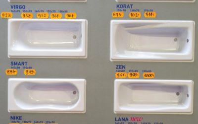 Zdjęcie sanitariów i armatury Szabelski nr 7 400x250