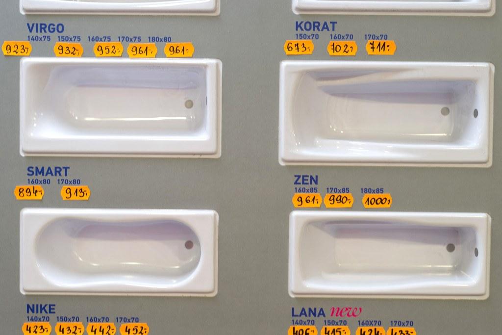 Zdjęcie sanitariów i armatury Szabelski nr 7